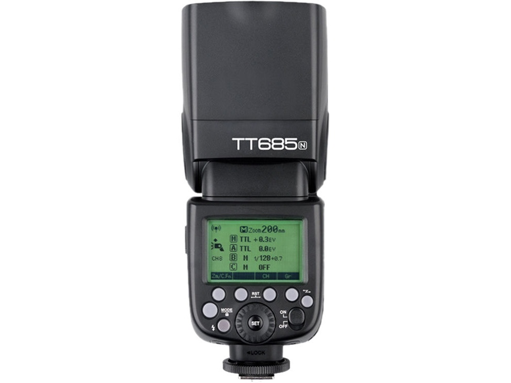 Godox TT685N Thinklite TTL Flash with XProN Trigger Kit for Nikon Cameras