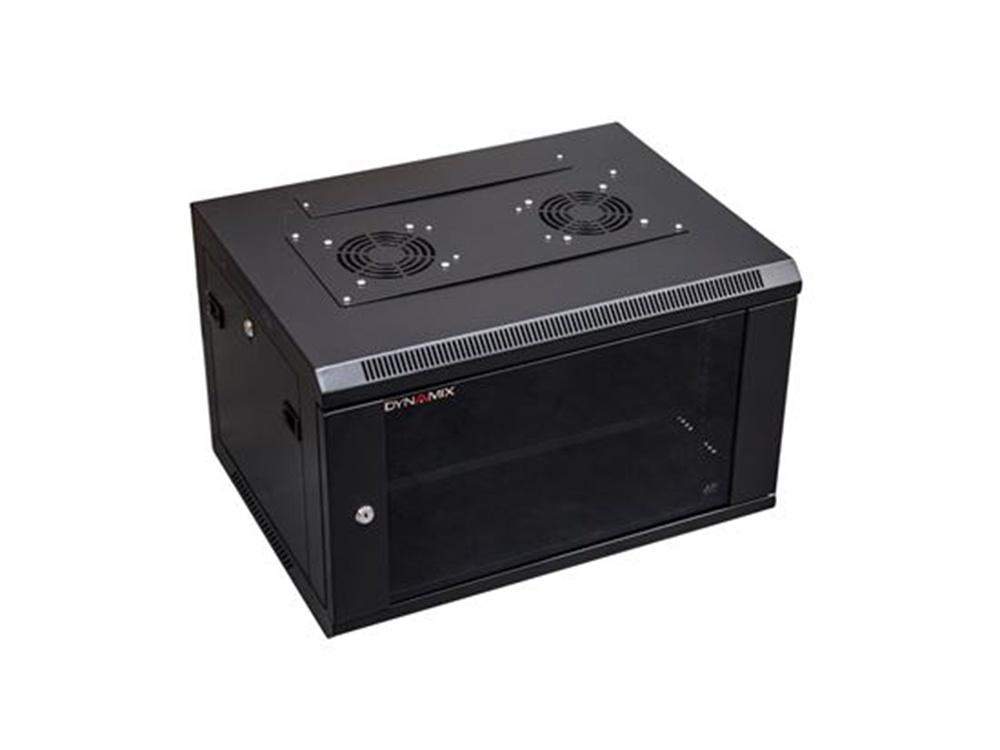 DYNAMIX RWM9 9RU 450mm Deep Wall Mount Cabinet