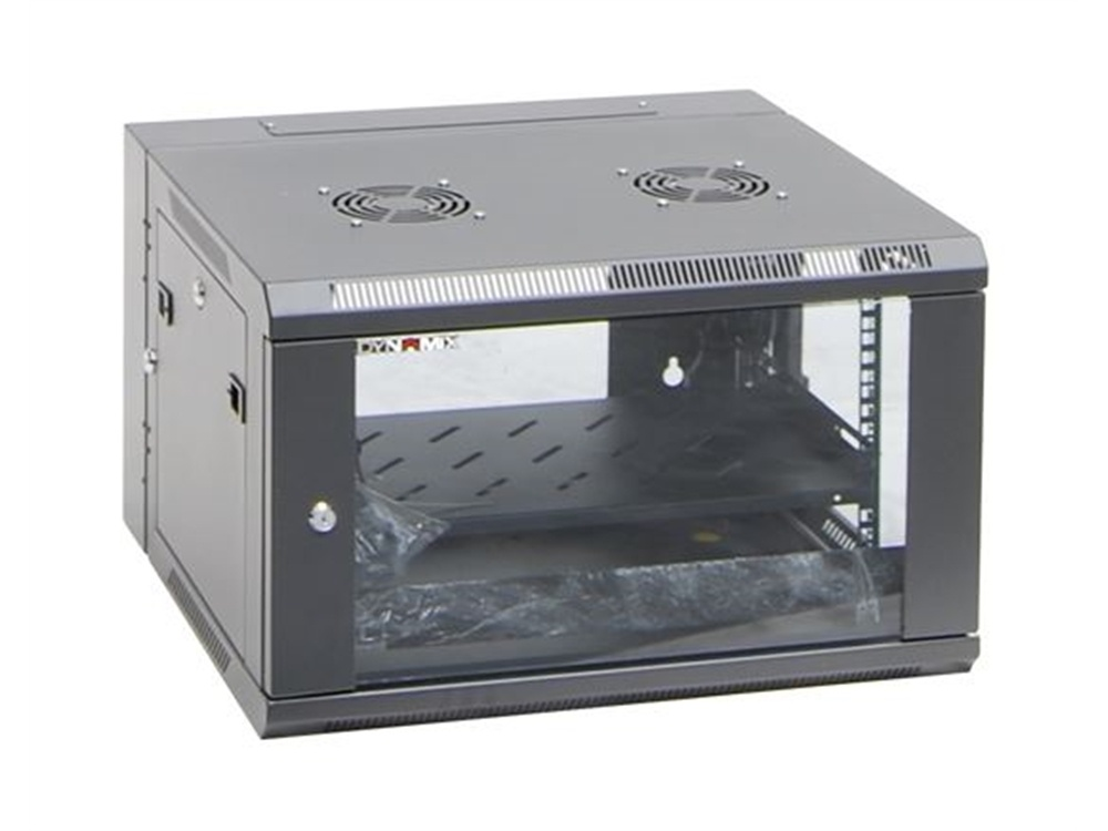 DYNAMIX RSFDS6 6RU Universal Swing Frame Wall Mount Cabinet