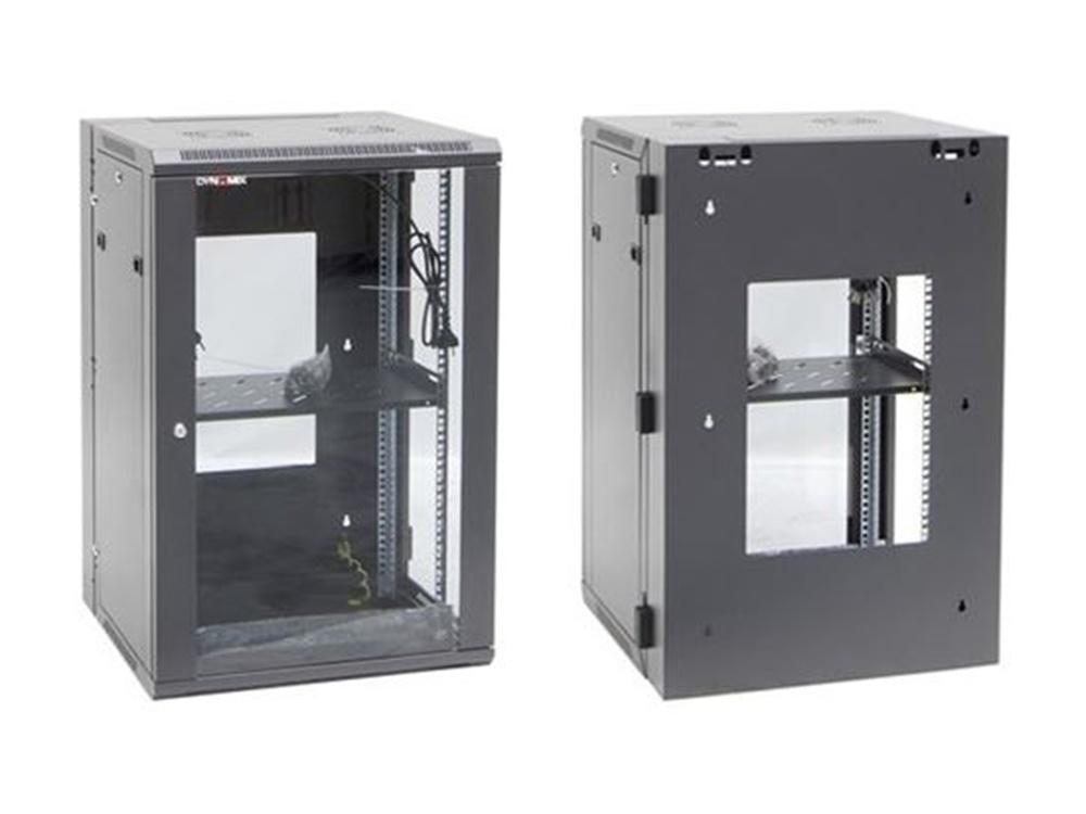 DYNAMIX RSFDS18 18RU Universal Swing Frame Cabinet