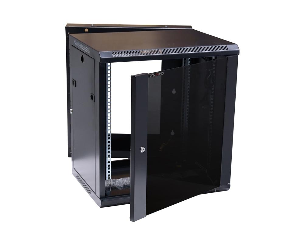 DYNAMIX RSFDSL9 LITE 9RU Swing Frame Wall Mount Cabinet