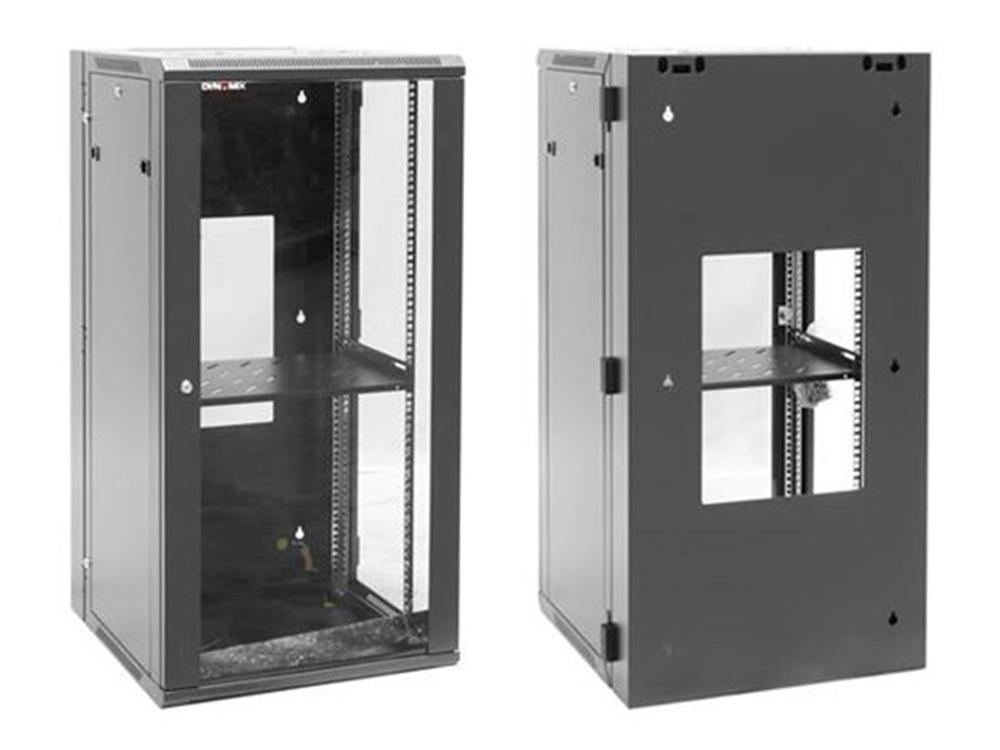 DYNAMIX RSFDS24-600 24RU Universal Swing Frame Cabinet