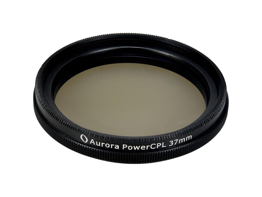 Aurora-Aperture PowerCPL 37mm Gorilla Glass Circular Polarizer Filter