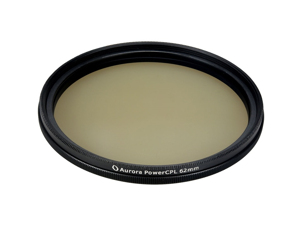 Aurora-Aperture PowerCPL 62mm Gorilla Glass Circular Polarizer Filter