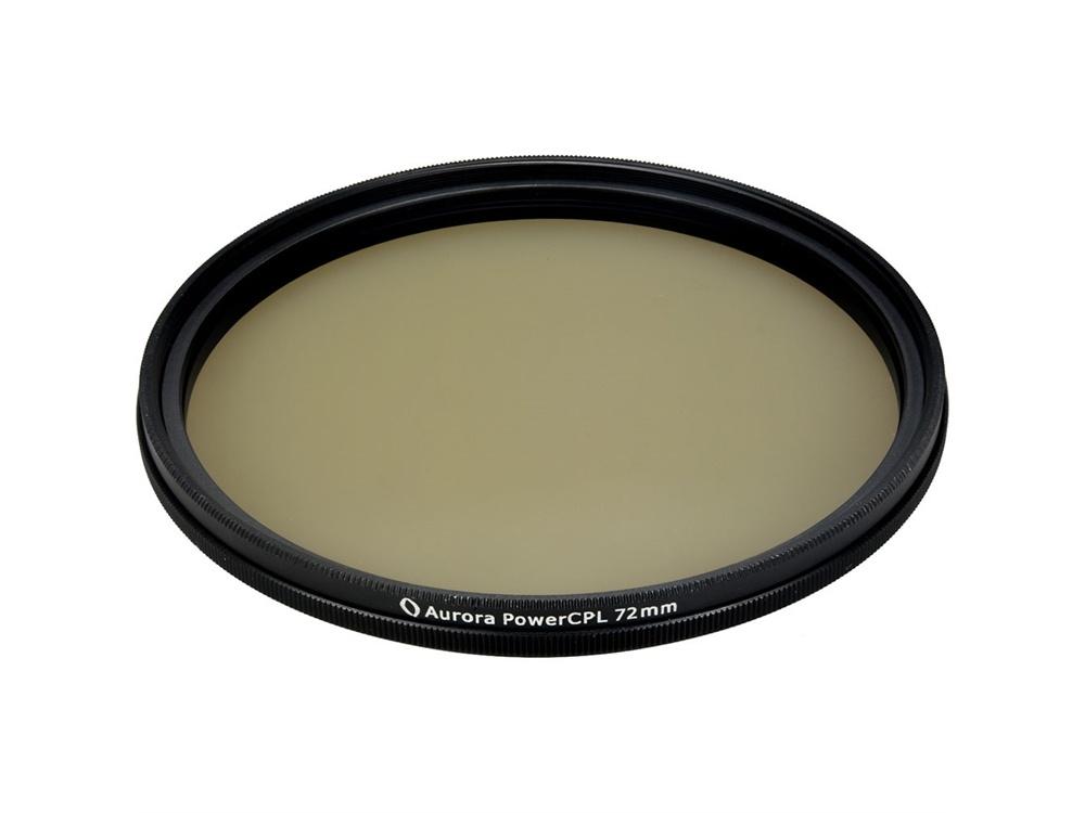 Aurora-Aperture PowerCPL 72mm Gorilla Glass Circular Polarizer Filter