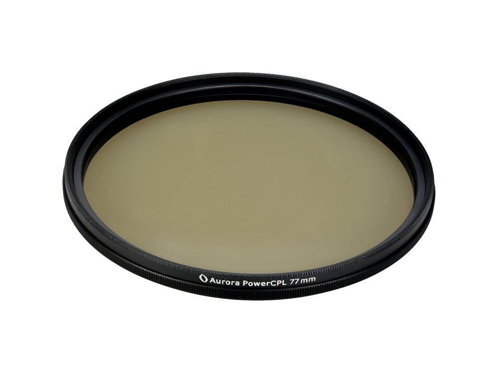 Aurora-Aperture PowerCPL 77mm Gorilla Glass Circular Polarizer Filter