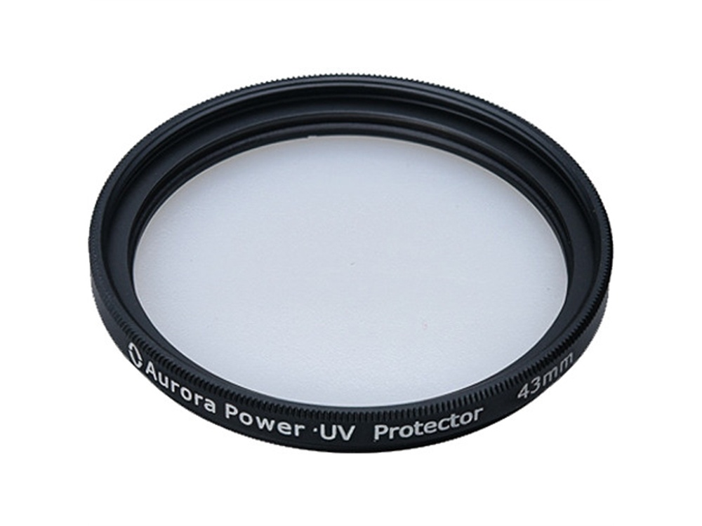 Aurora-Aperture PowerUV 43mm Gorilla Glass UV Filter