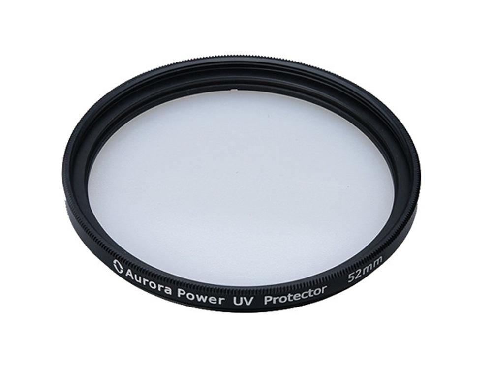 Aurora-Aperture PowerUV 52mm Gorilla Glass UV Filter