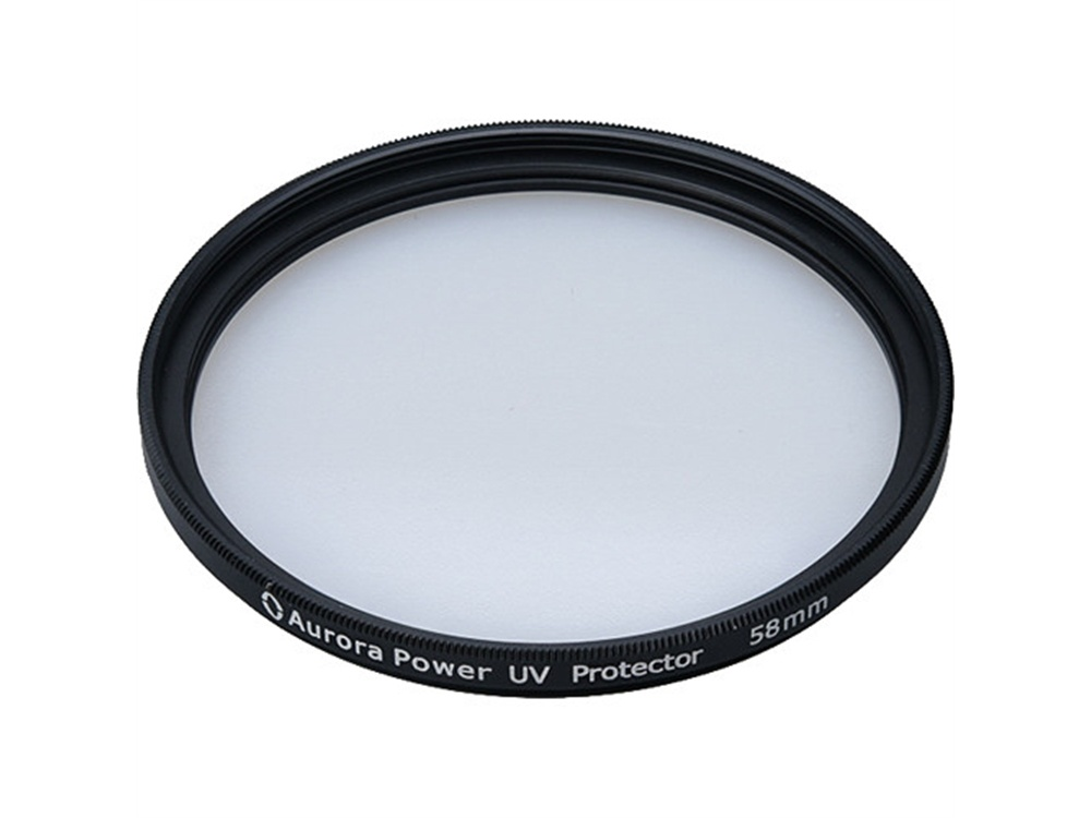 Aurora-Aperture PowerUV 58mm Gorilla Glass UV Filter