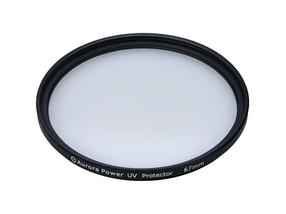 Aurora-Aperture PowerUV 67mm Gorilla Glass UV Filter