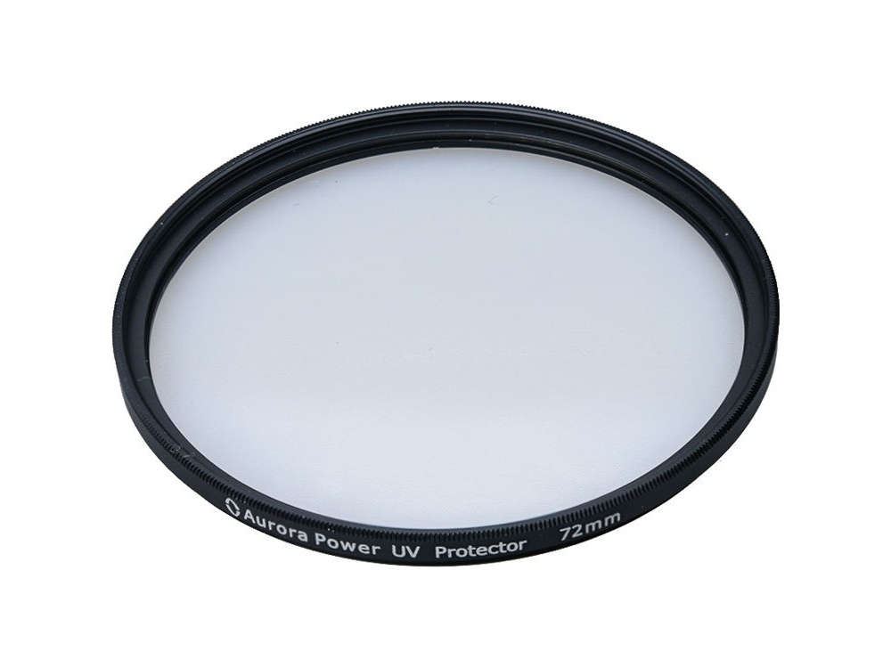 Aurora-Aperture PowerUV 72mm Gorilla Glass UV Filter