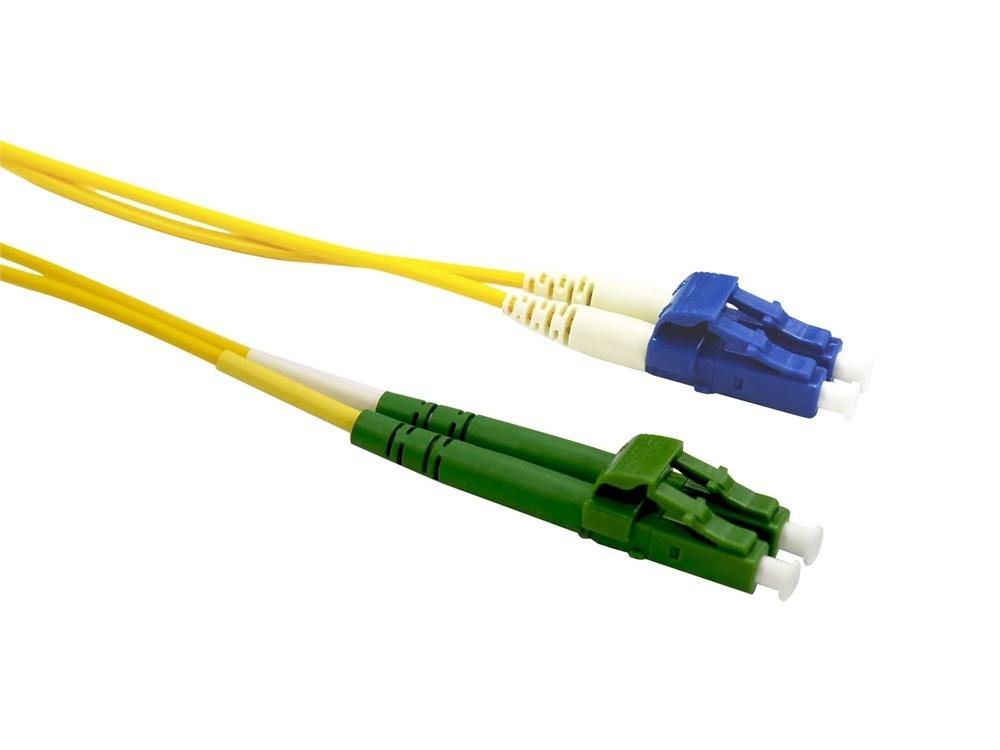 DYNAMIX 9u LCA/LC Fibre Lead (Duplex, Single Mode, 3m)