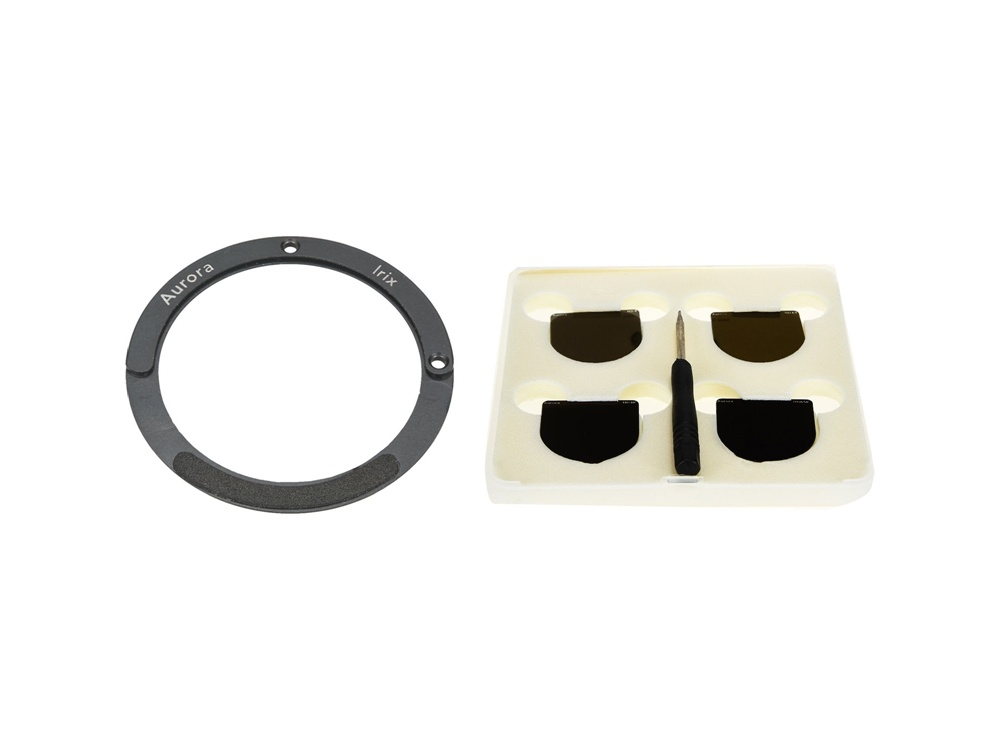 Aurora-Aperture PowerND IR Filter Kit for Select Irix EF Wide-Angle Lenses