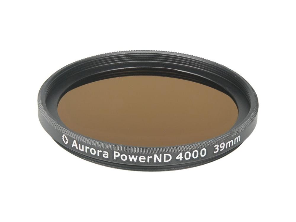Aurora-Aperture PowerND ND4000 39mm Neutral Density 3.6 Filter