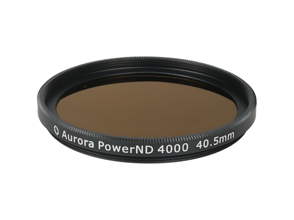 Aurora-Aperture PowerND ND4000 40.5mm Neutral Density 3.6 Filter