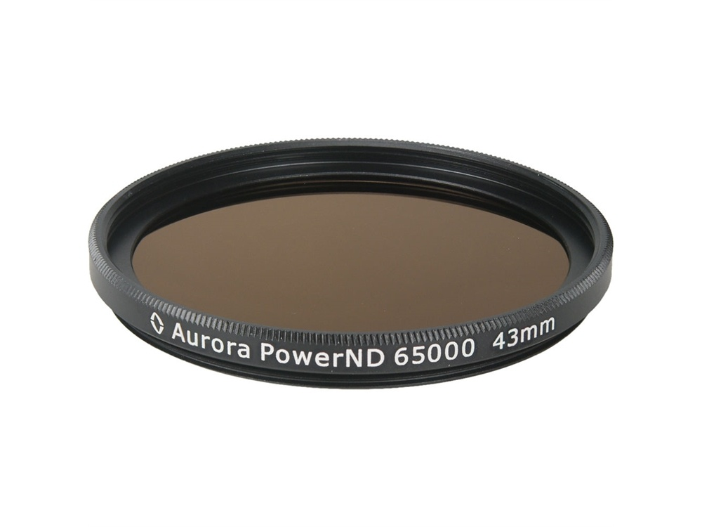 Aurora-Aperture PowerND ND65000 43mm Neutral Density 4.8 Filter