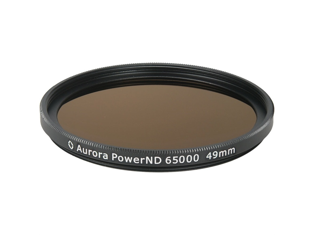 Aurora-Aperture PowerND ND65000 49mm Neutral Density 4.8 Filter
