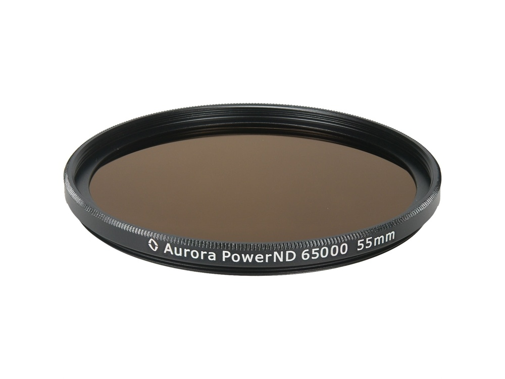 Aurora-Aperture PowerND ND65000 55mm Neutral Density 4.8 Filter