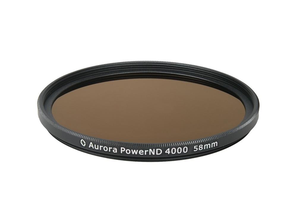 Aurora-Aperture PowerND ND4000 58mm Neutral Density 3.6 Filter