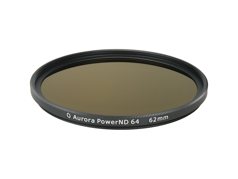 Aurora-Aperture PowerND ND64 62mm Neutral Density 1.8 Filter