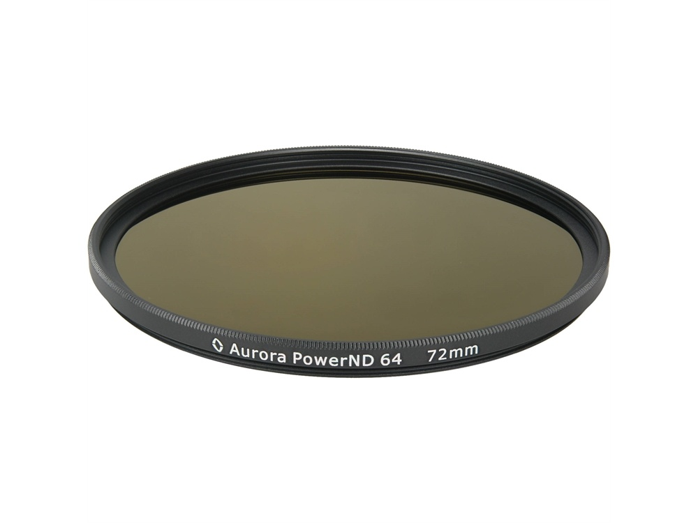 Aurora-Aperture PowerND ND64 72mm Neutral Density 1.8 Filter