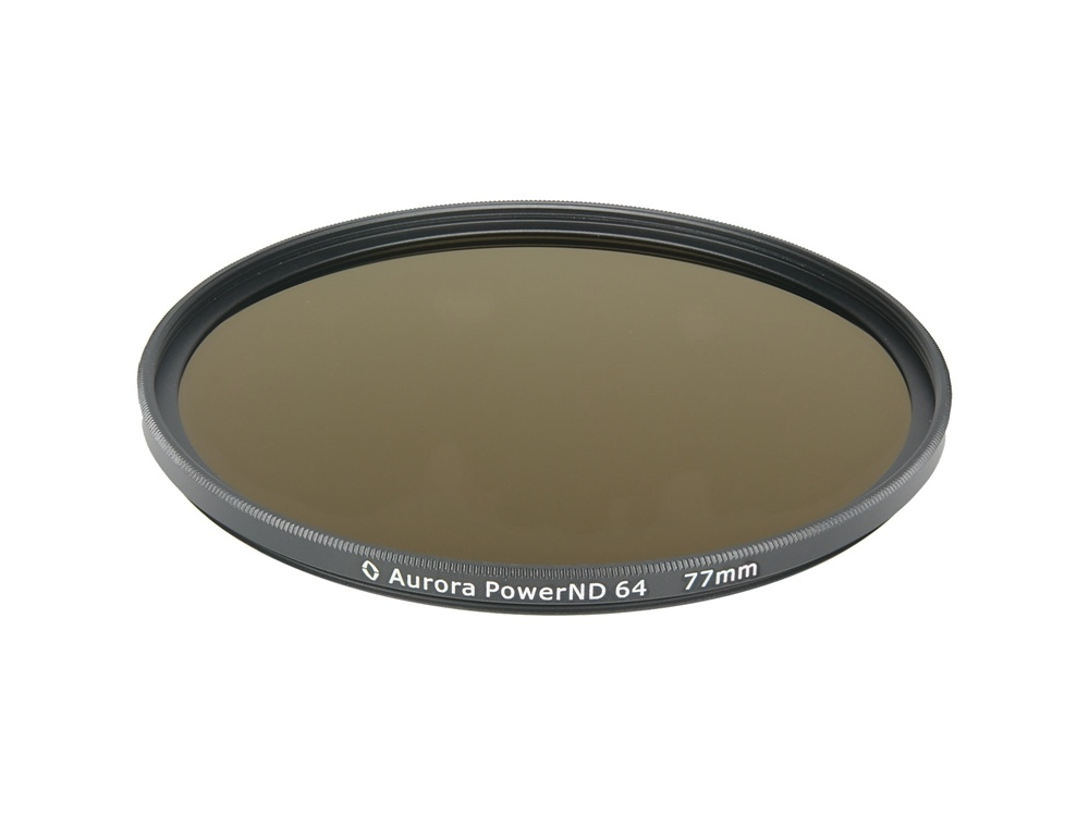 Aurora-Aperture PowerND ND64 77mm Neutral Density 1.8 Filter