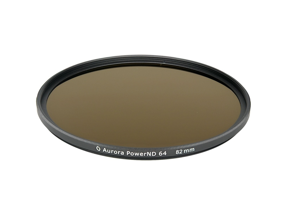 Aurora-Aperture PowerND ND64 82mm Neutral Density 1.8 Filter