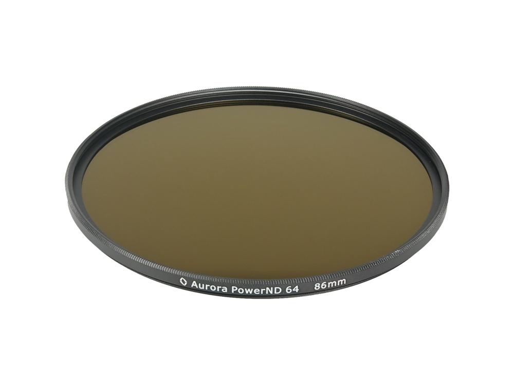 Aurora-Aperture PowerND ND64 86mm Neutral Density 1.8 Filter