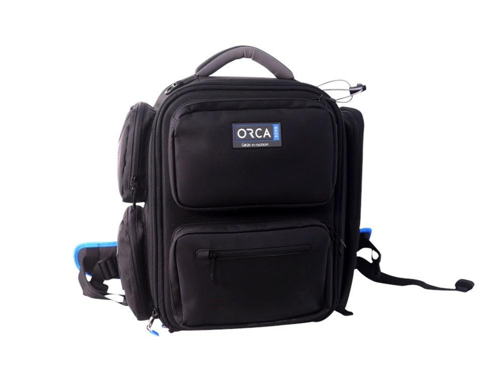 Orca OR-21 Video Backpack with External Pockets
