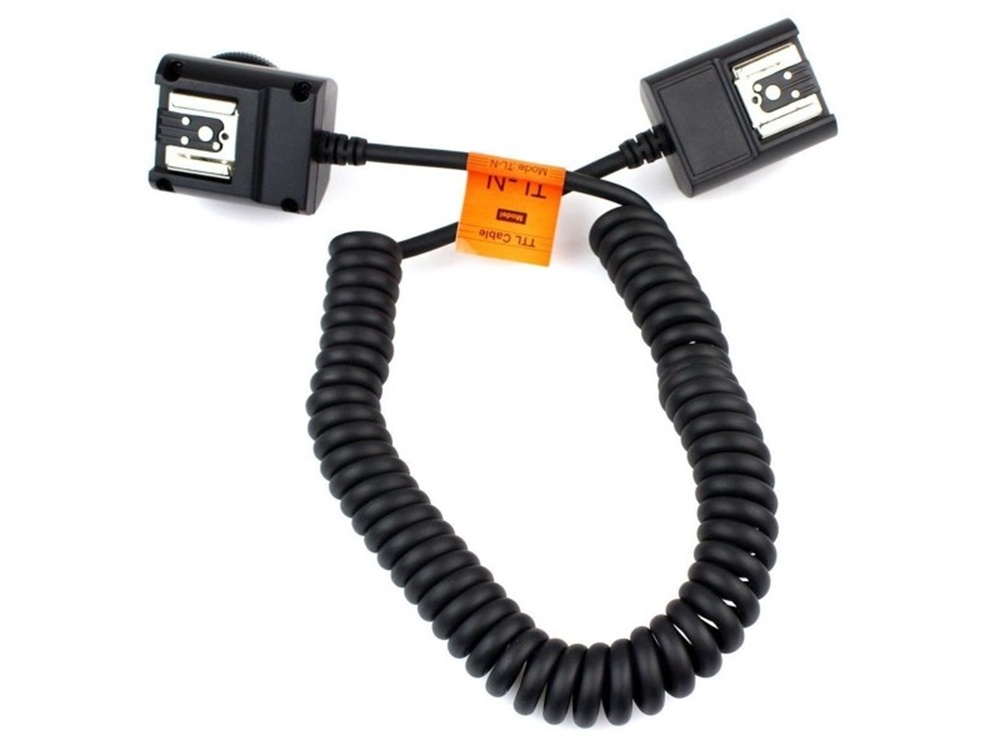 Godox TL-N TTL Cable for Nikon (3m)