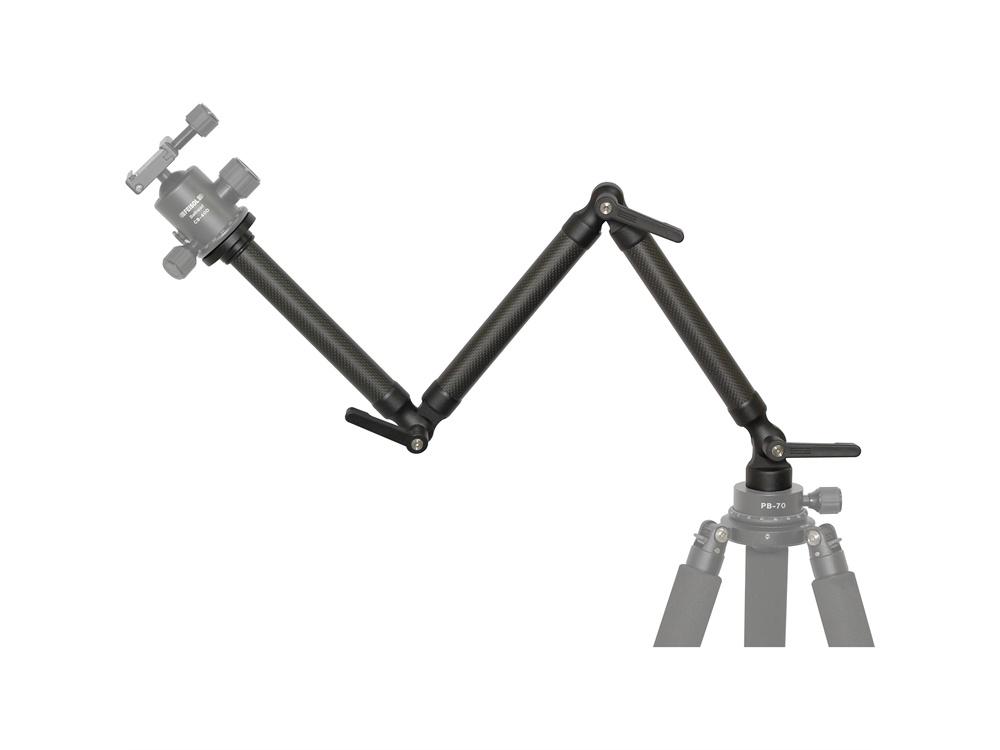 FEISOL Three-Segment Multi Section Adjustable Column (260mm Segment Length)