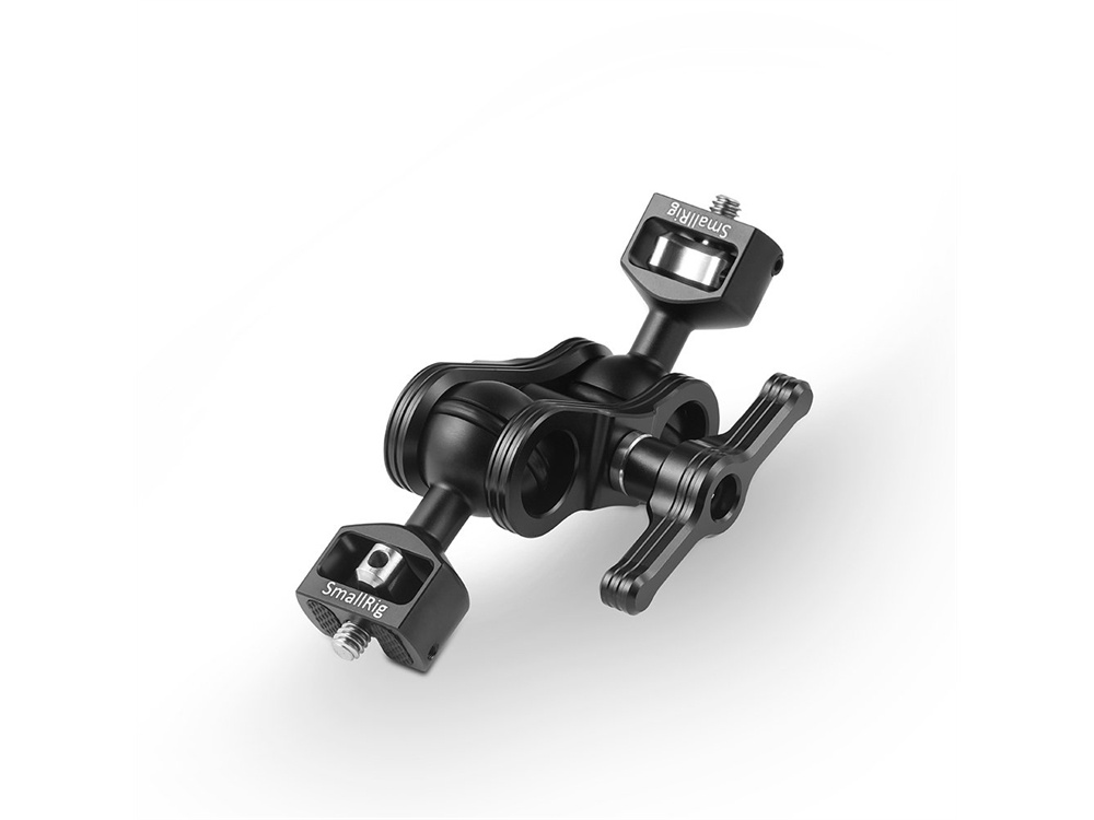 """SmallRig 2070 Articulating Arm with Double Ballheads (1/4"""" Screw)"""