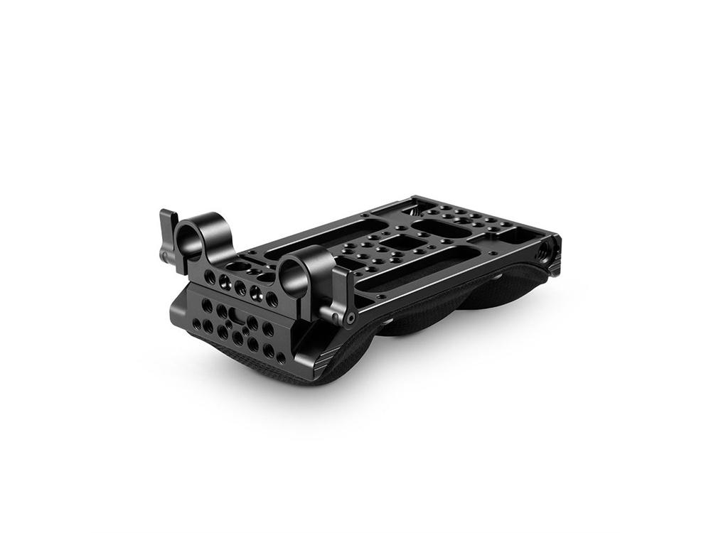 SmallRig 2077 Universal Shoulder Pad with 15mm RailBlock