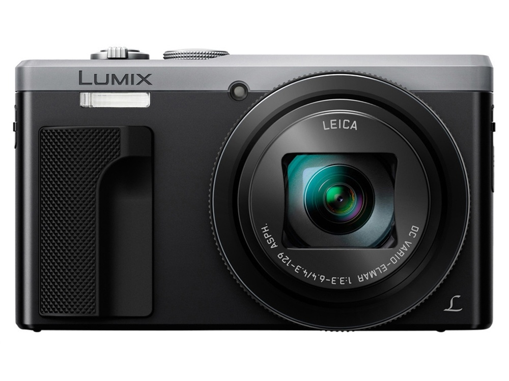 Panasonic Lumix DMC-TZ80GN Compact Zoom Digital Camera (Silver)