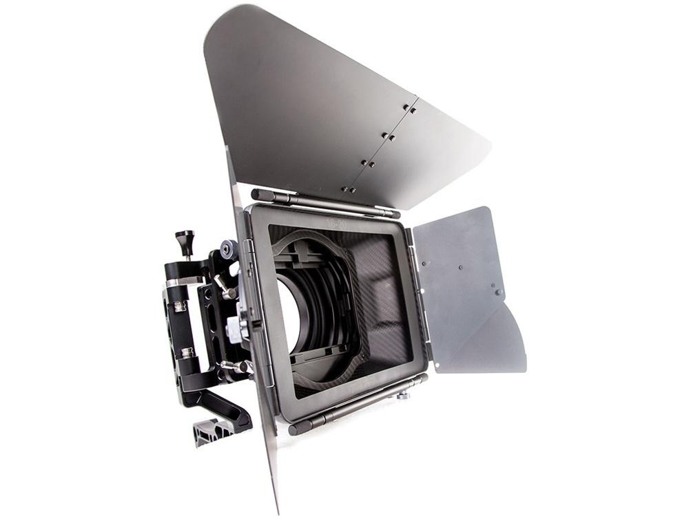"""Tilta MB-T04 4x5.65"""" Carbon Fibre Matte Box"""