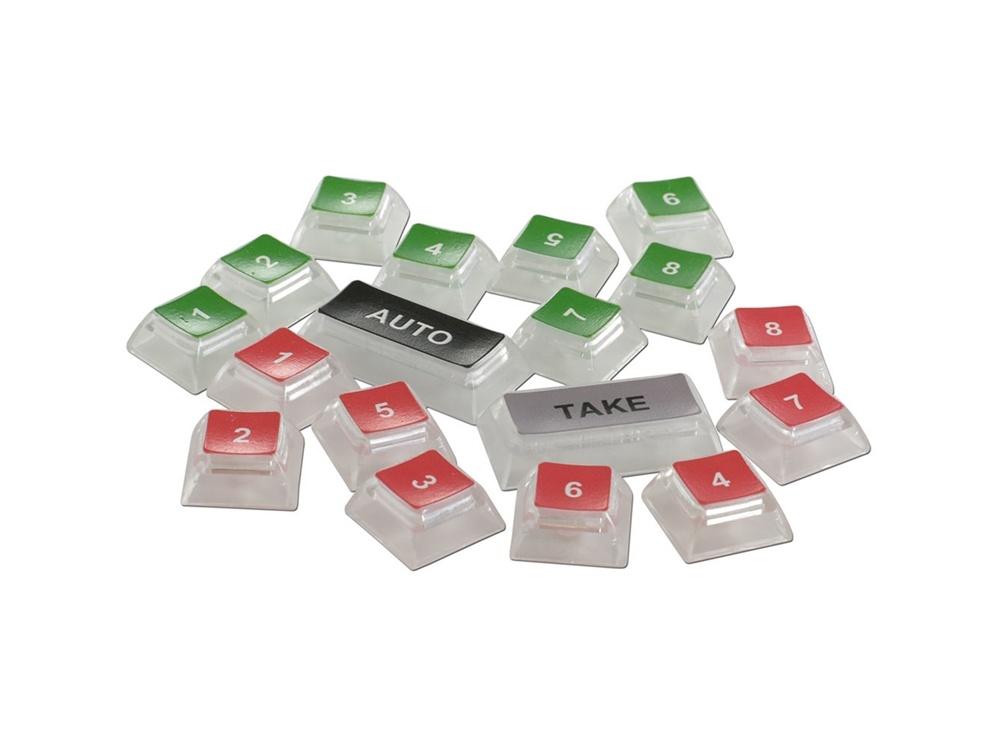 X-keys Broadcast Key Set