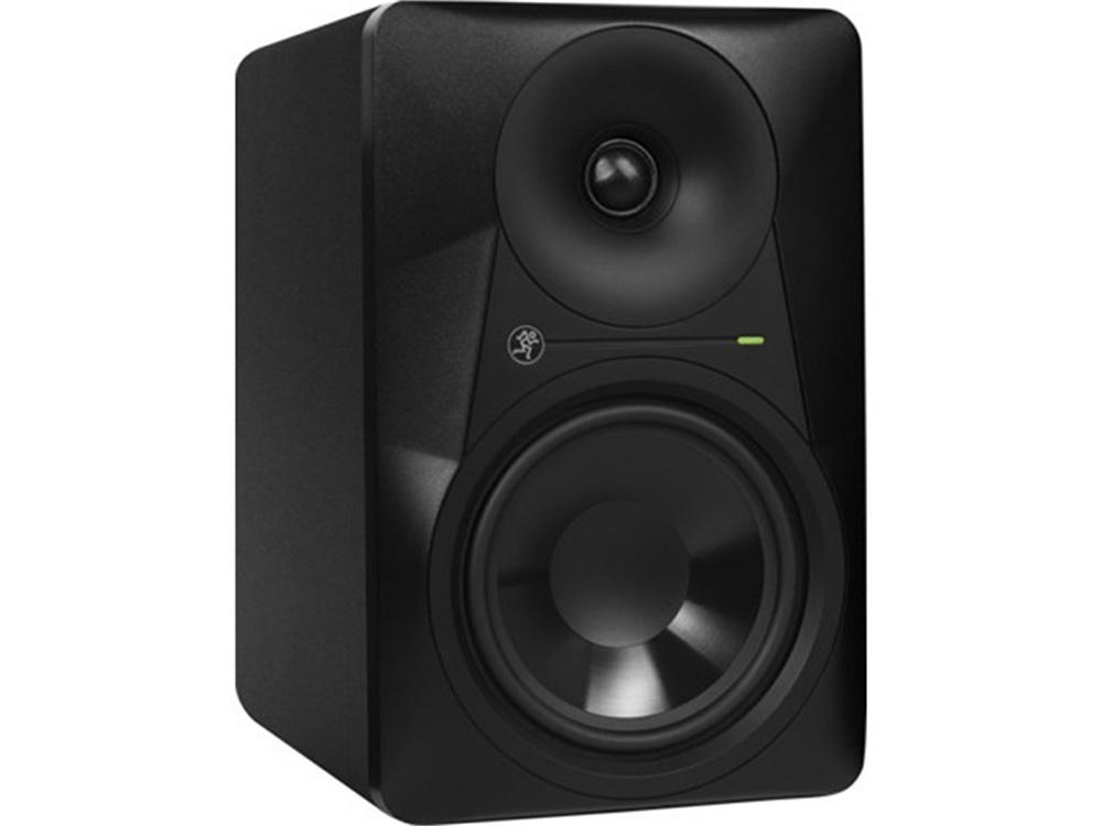 """Mackie MR624 - 6.5"""" 2-Way Powered Studio Monitor (Pair)"""
