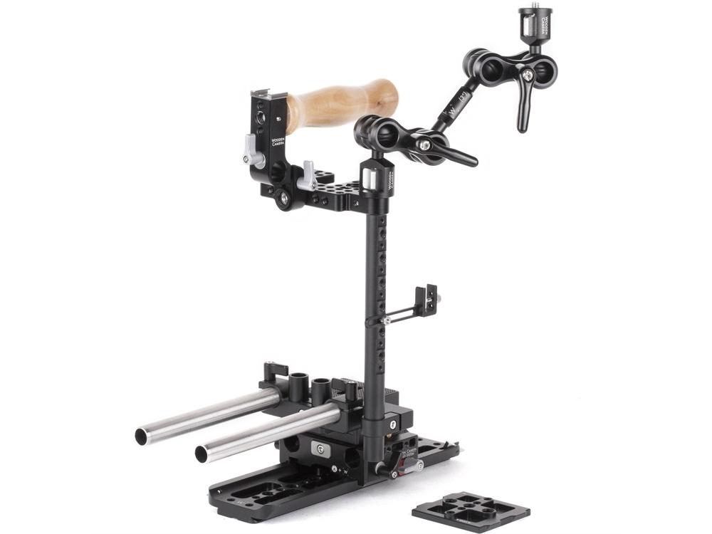 Wooden Camera Nikon D810/D800 Unified Accessory Kit (Advanced)