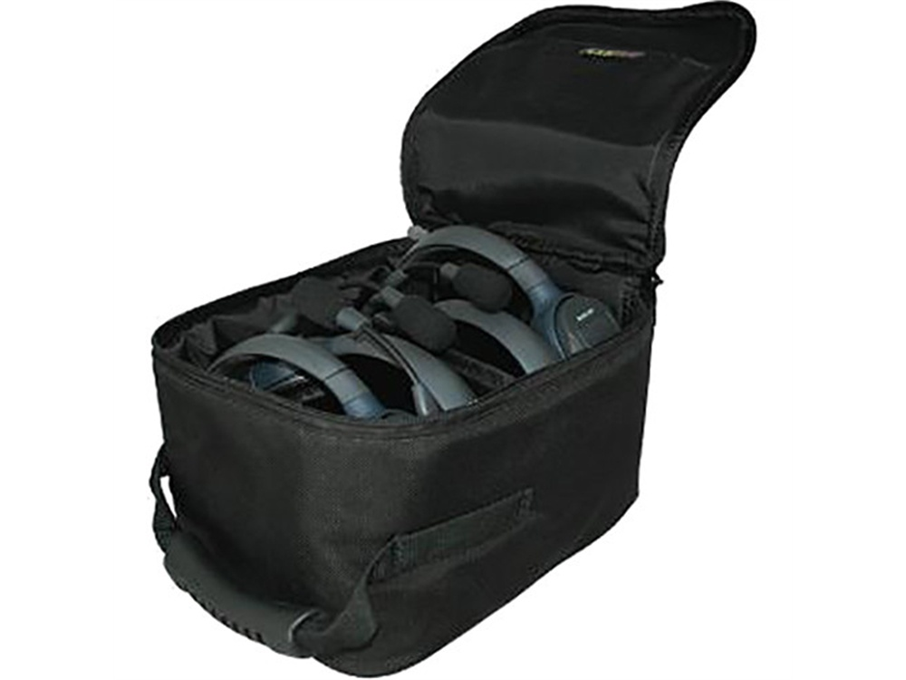Eartec Medium Soft Padded Case for Select UltraLITE Headset Systems