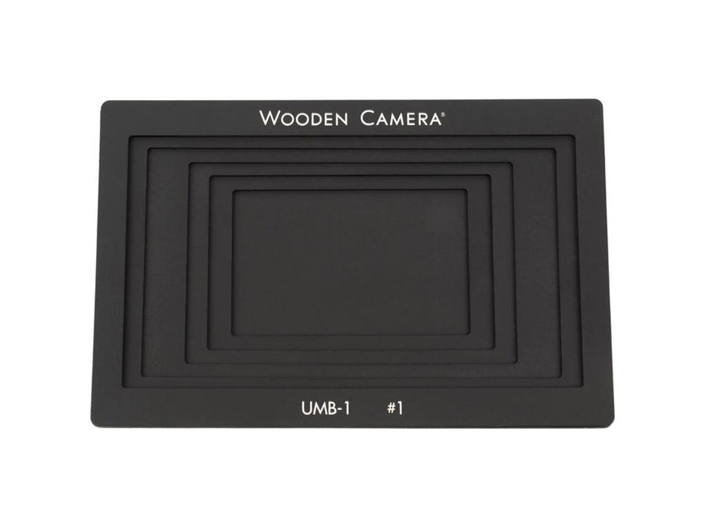 Wooden Camera UMB-1 Hard Matte Set for Five Focal Lengths