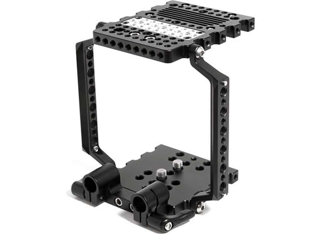 Wooden Camera NATO Cage with 2 Arms