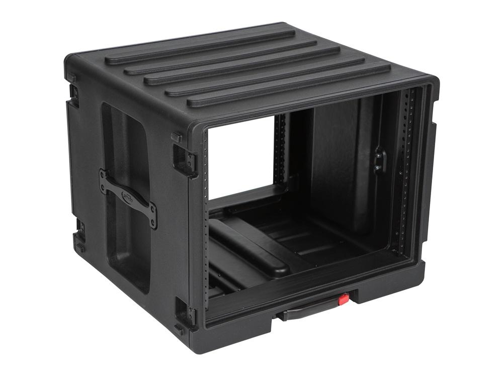SKB 1SKB-R8UW Roto Rolling Rack Case (8 RU)