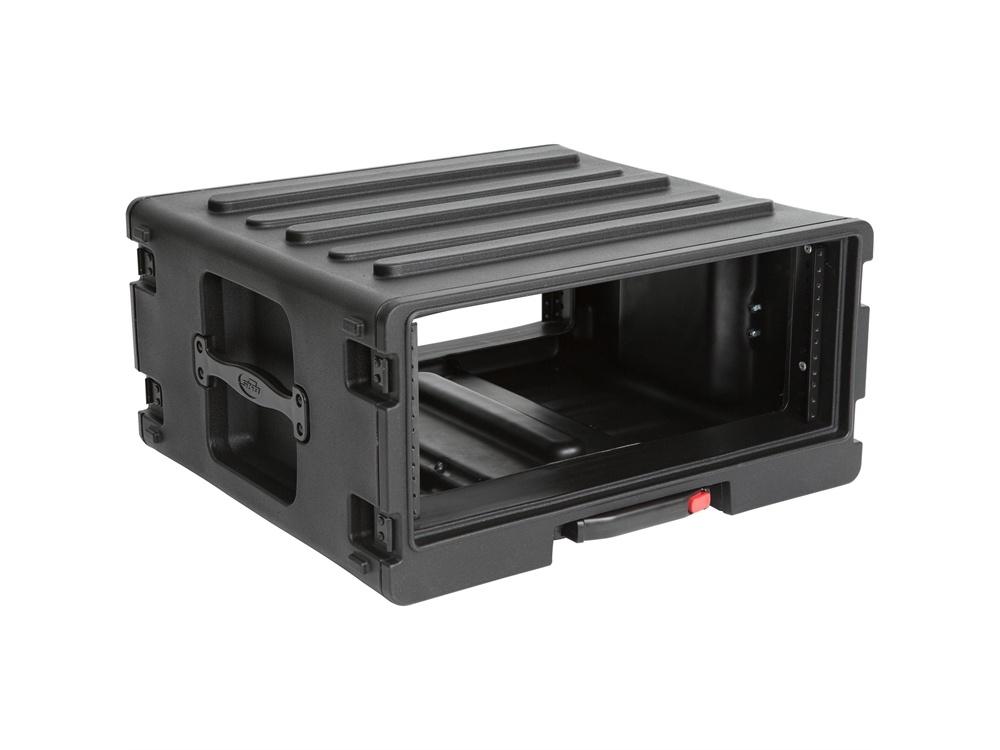 SKB 1SKB-R4UW Roto Rolling Rack Case (4 RU)