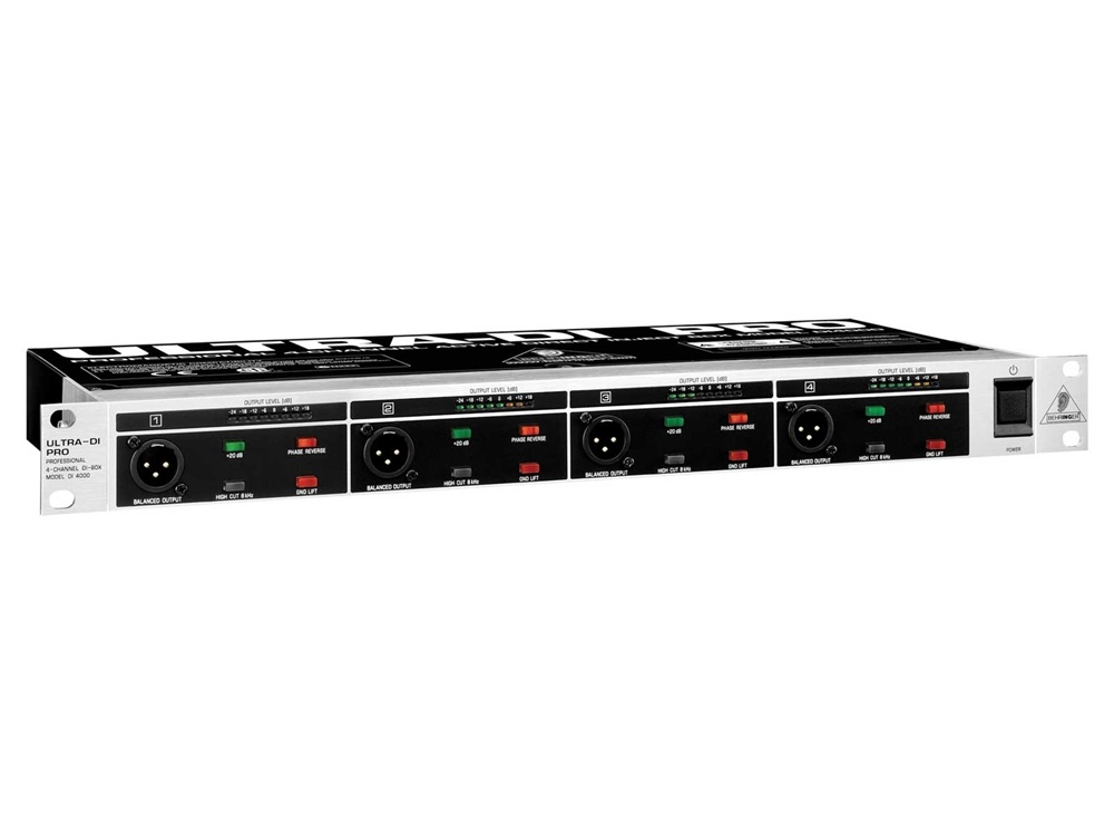Behringer DI Pro DI4000