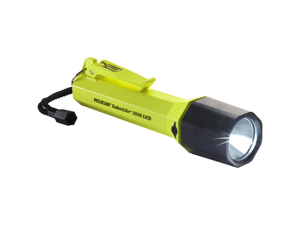 Pelican SabreLite 2010 LED Flashlight (Yellow)