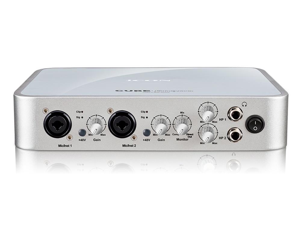 Icon Pro Audio Cube6Nano VST