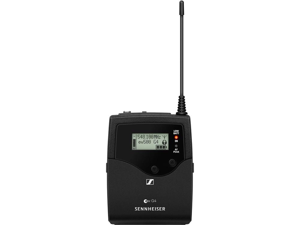 Sennheiser SK 500 G4 Wireless Bodypack Transmitter (AW+ Band)