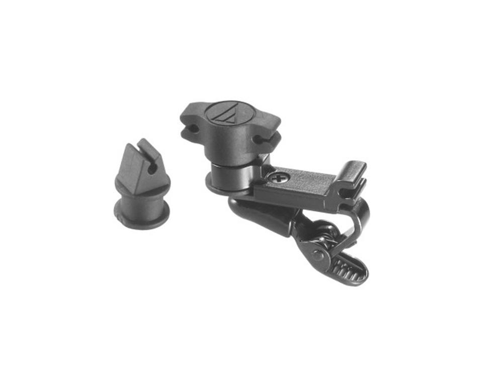 Audio-Technica Lavalier Microphone Clip AT8461 (Black)
