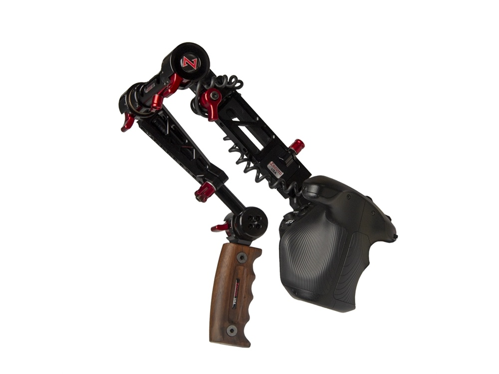 Zacuto Sony FS7 Dual Trigger Grips