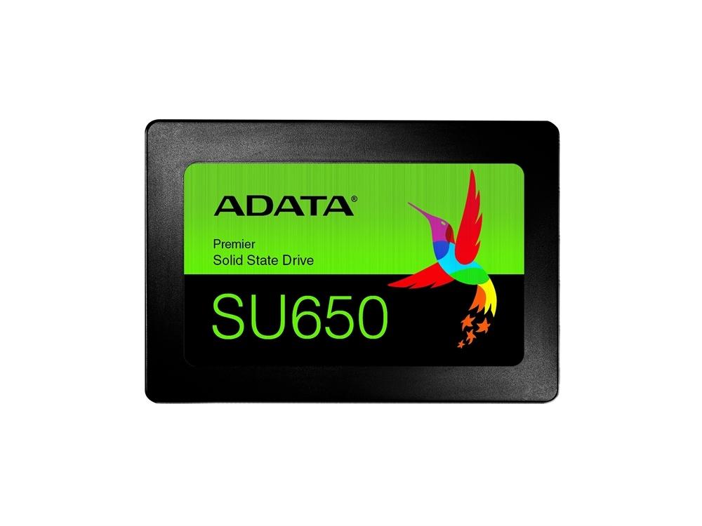 "ADATA 120GB SU650 Ultimate SATA III 2.5"" Internal SSD"
